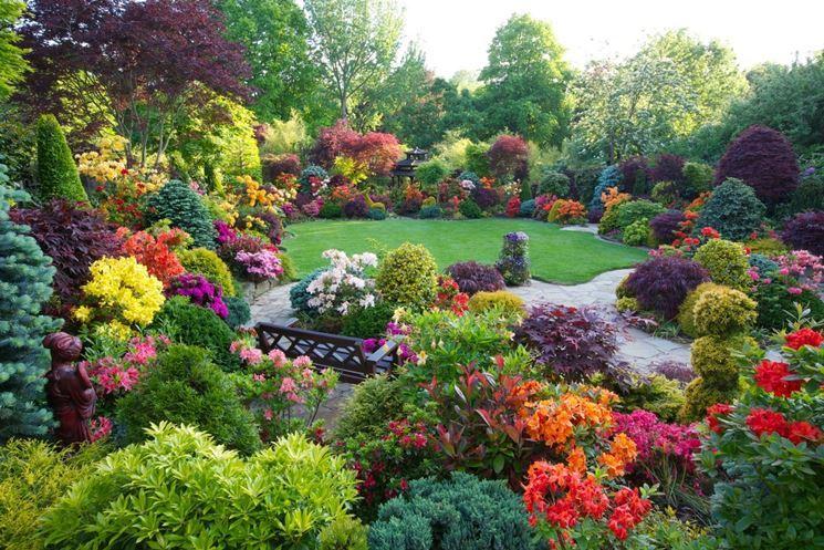 Il giardino sempre fiorito for Giardino fiorito