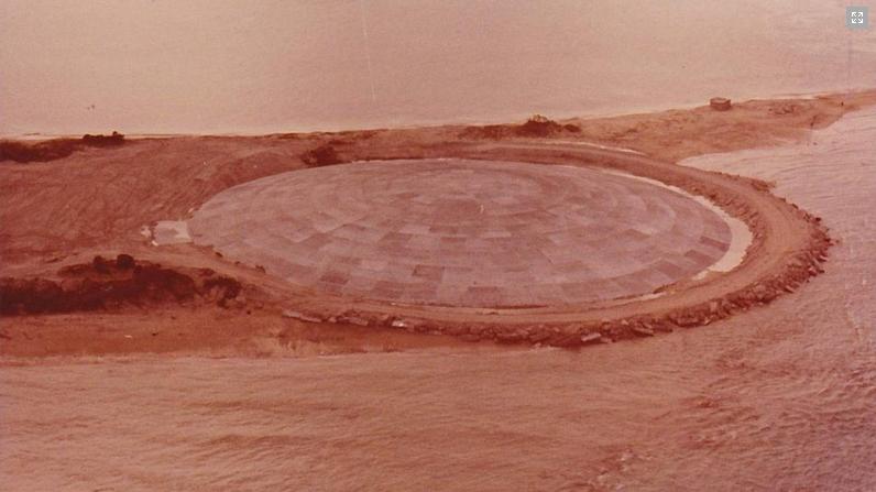 La cupola del deposito nucleare delle Isole Marshall si sta sgretolando - blueplanetheart.it
